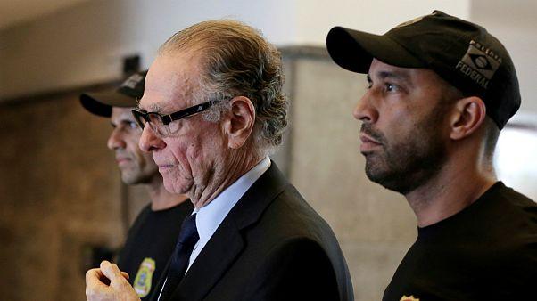 إيقاف اللجنة الأولمبية البرازيلية ورئيسها بسبب فضيحة فساد