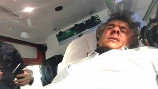 الناشط رشيد نكاز يتعرض للضرب من طرف صهر الرئيس السابق للبرلمان الجزائري