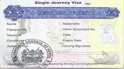 Kenya demands police, drug agency clearance before issuing student visas