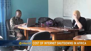Le coût des coupures internet en Afrique subsaharienne [The Morning Call]