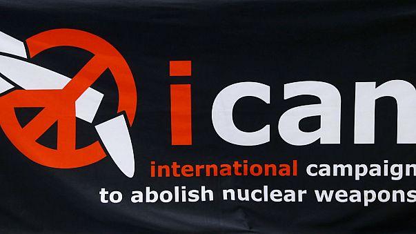 Nobel da Paz para campanha pela ilegalização de armas nucleares