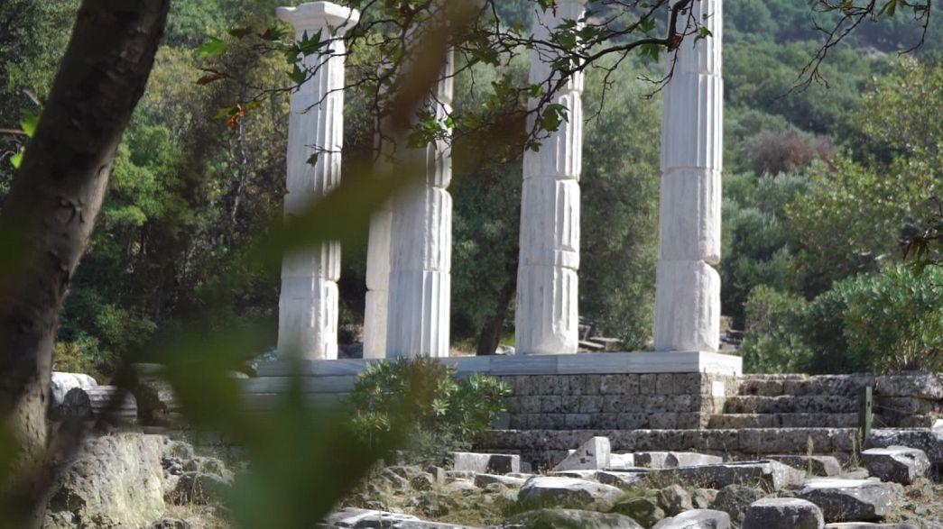 """Север Греции: античное наследие и """"кариока"""""""