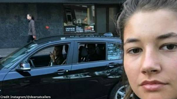 #dearcatcallers: Woman takes selfies with men that heckle or ask for sex in the street