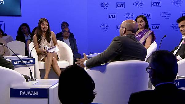 Indian women in the workforce: discussion from the India Economic Summit