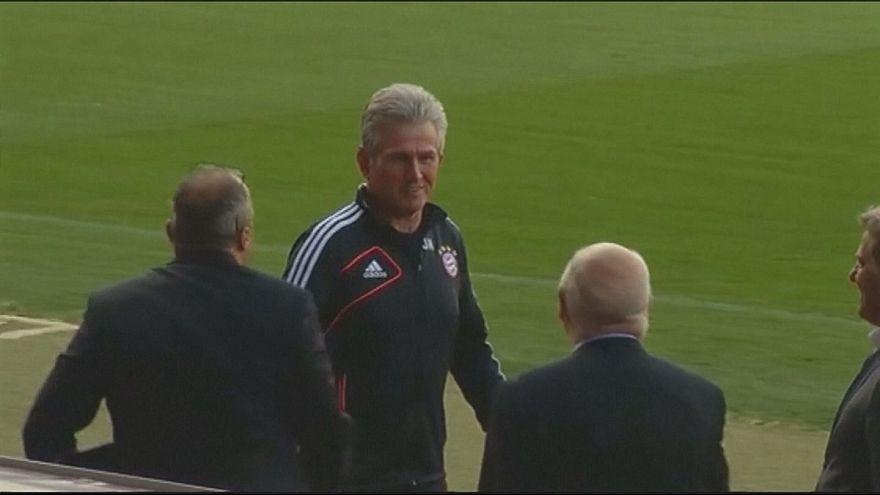Ismét Heynckes a Bayern München edzője