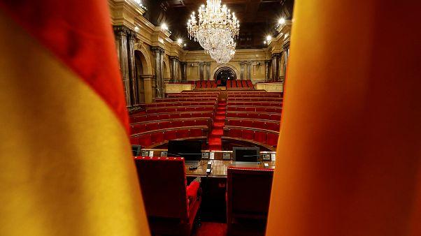 صحيفة: الأحزاب المؤيدة لانفصال كتالونيا تعكف على صياغة إعلان الاستقلال