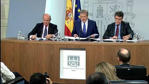 Мадрид и Барселона: напряжение не спадает