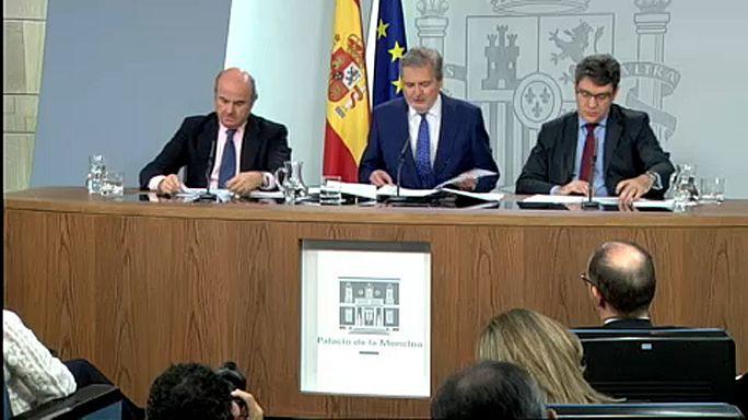 """İspanya'dan Katalonya'ya: """"Diyalog"""" istiyorsanız 'Ayrılık'tan vazgeçin"""