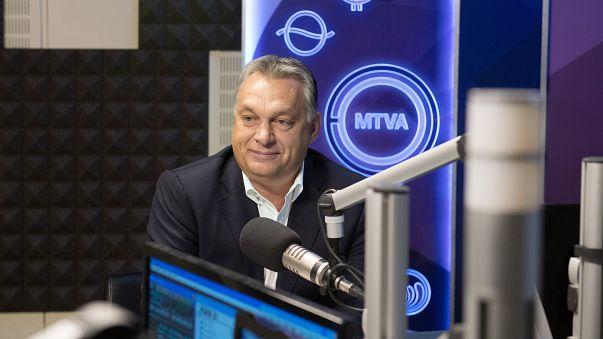 """Orbán: """"Közröhej az uniós eljárás"""""""