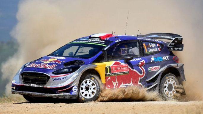 Meeke wins Rally of Spain