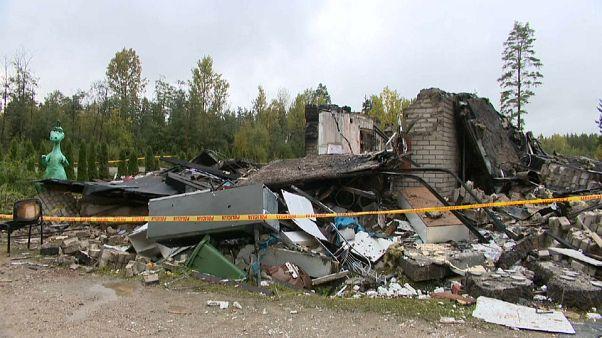 Взрыв унес жизни пяти человек