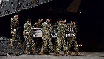 Un 4e soldat américain décédé dans l'attaque du Niger