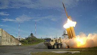 آمریکا به عربستان سامانه دفاع موشکی تاد میفروشد