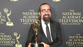 Türk gazeteci Engin Baş'a Emmy Ödülü