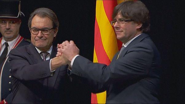 Artur Mas: Bağımsızlık için uygun zaman değil