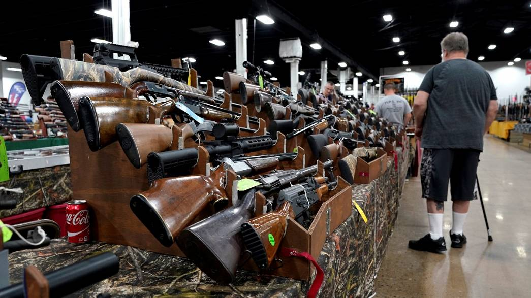 Après Las Vegas, les pro-armes se réunissent en Pennsylvanie