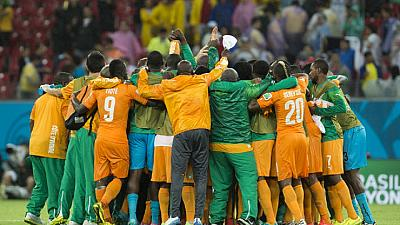 Ivory Coast maintains Group C lead despite Friday's draw against Mali