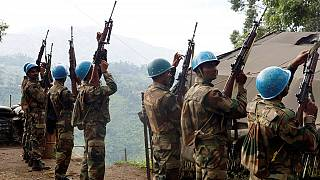 Two rebels killed in militia attack on UN base in east DR Congo