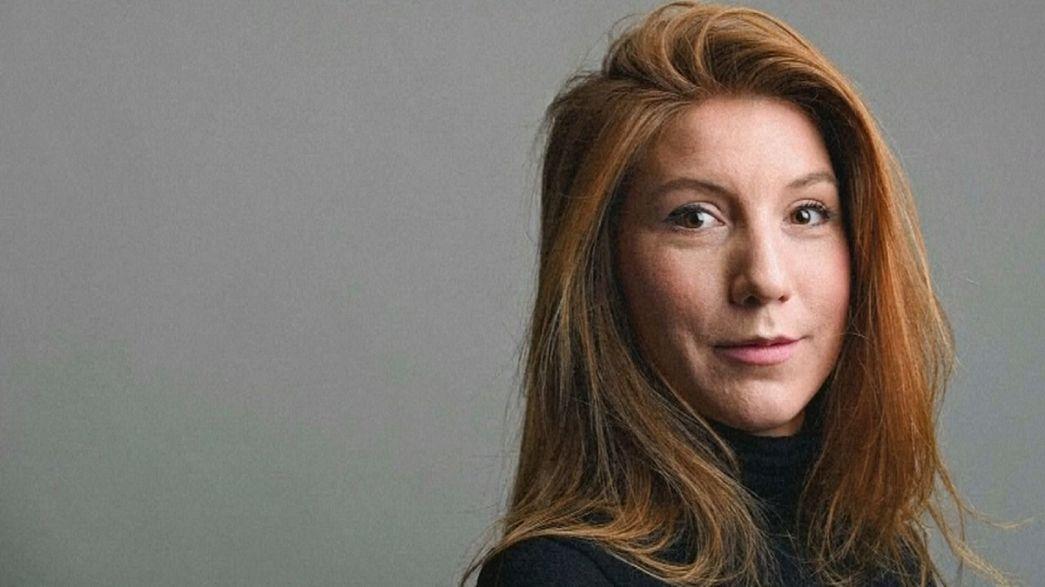 Denizaltı cinayeti: Gazetecinin başı ve bacakları da bulundu