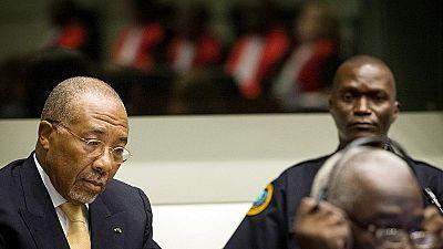 Elections au Liberia: George Weah se défend de toute collusion avec Charles Taylor