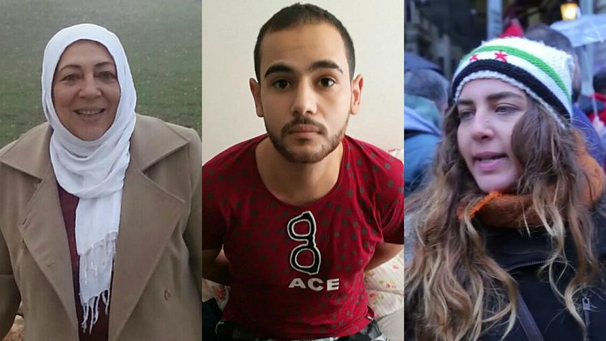 قريب الناشطة السورية عروبة بركات يعترف بقتلها وابنتها حلا