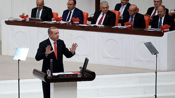 Erdoğan: İdlib'de ciddi bir harekat var