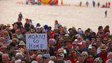Αυστραλία: Μαζική διαμαρτυρία κατά ανθρακωρυχείου