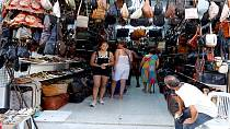 Tunisia's tourism rebounds despite high terror alert