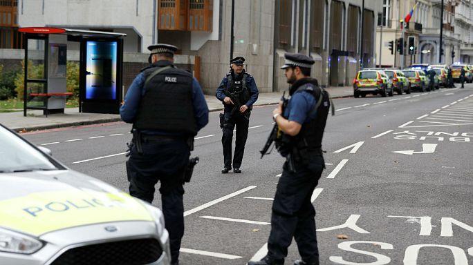 الشرطة البريطانية: حادث الدهس في لندن ليس عملا إرهابيا