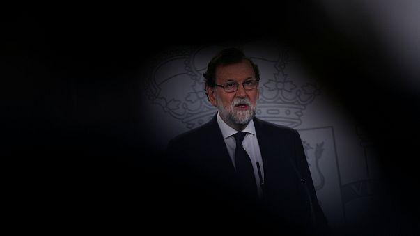 Rajoy: Governo não rejeita suspender autonomia da Catalunha