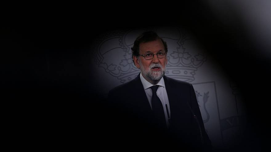 Rajoy warns Catalonia of independence declaration consequences