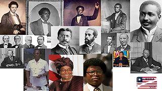 在非洲的古老历史:利比里亚民主共和国的选举