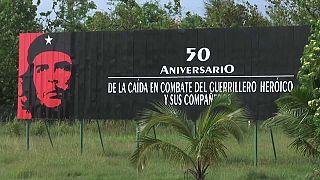 """50 après sa mort, le """"Che"""" commémoré à Cuba"""