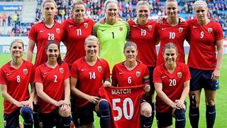 نروژ؛ بازیکنان زن و مرد تیمهای ملی دستمزد یکسانی دریافت خواهند کرد