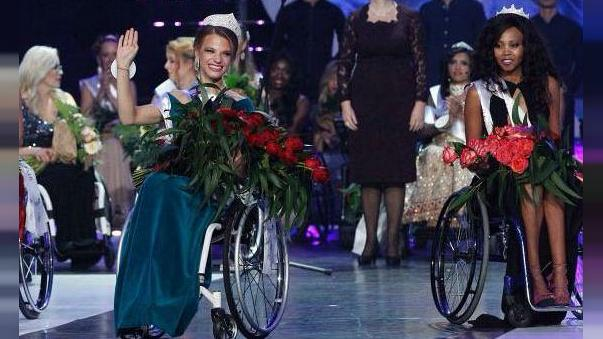 Beauty has no boundaries: First Miss Wheelchair World breaks down barriers for disabled women