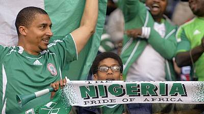 Nigeria's Super Eagles first African team to reach Russia 2018