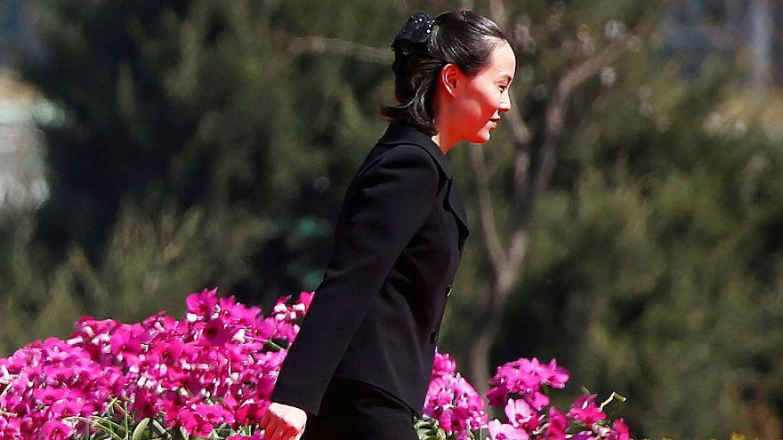 La hermana de Kim Jong-un consigue un ascenso