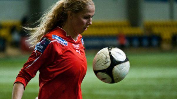 Norveç kadın ve erkek futbolculara eşit maaş ödeyecek
