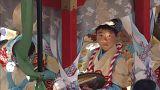 Erntedankfeier in Nagasaki