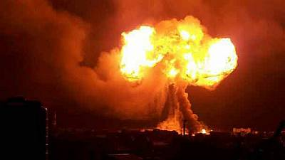 Ghana gas explosion casualties hit 7 with 132 injured - govt confirms