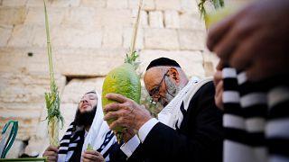 Kudüs'te Sukot Bayramı