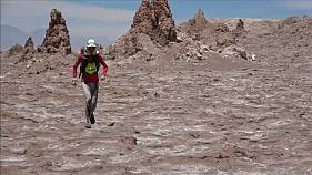 دوندگان آمریکا و آلمان مسابقه صحرانوردی آتاکاما را فتح کردند