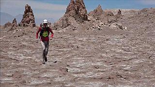 Çöl geçme yarışı Atacama Crossing