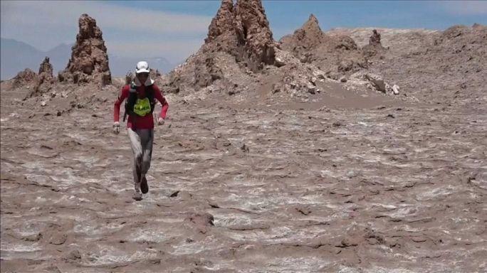 Mangold y Zaeh se imponen en el Atacama Crossing