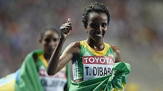 Ethiopia's Tirunesh Dibaba bags $100,000 with Chicago Marathan gold