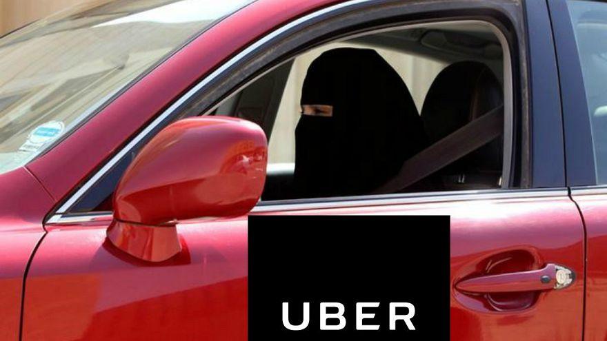 أوبر ضغطت على الرياض للسماح للسعوديات بقيادة السيارات