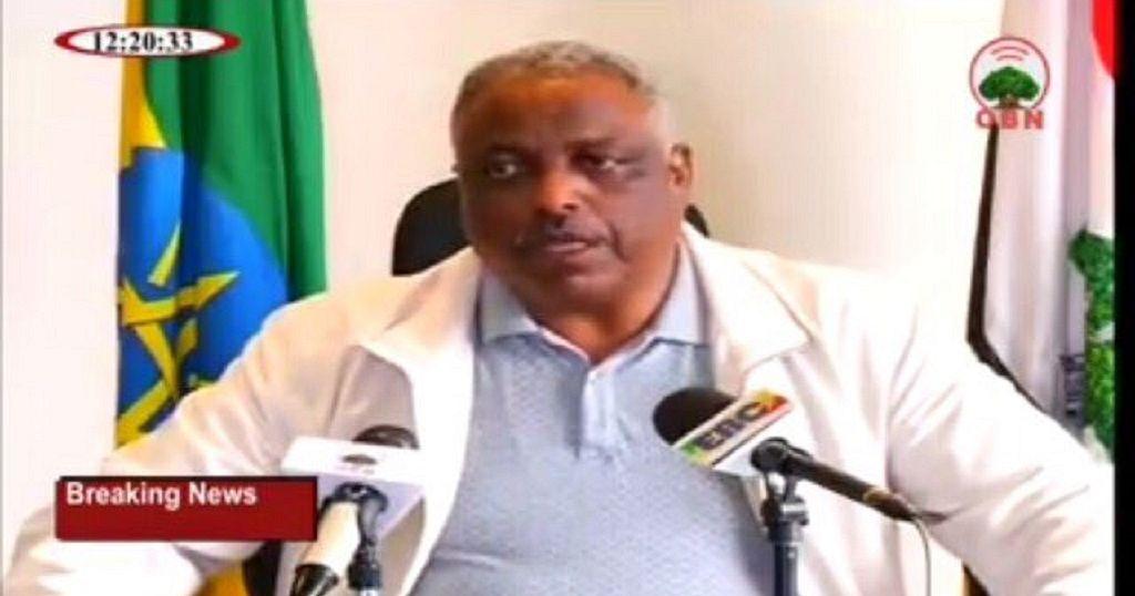 Ethiopia's ex-speaker Abadula confirms his exit, mute on reasons