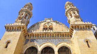 إعادة افتتاح جامع كتشاوة بعد ترميم تركي أصيل