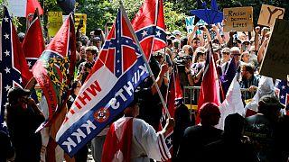 ABD: Irkçılar Charlottesville kentine geri döndü