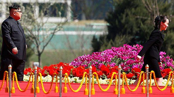 مقام جدید خواهر رهبر کره شمالی